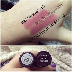 Dupethat: MAC Brave Dupes