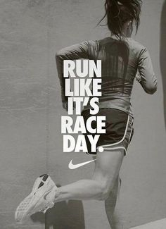 15 Motivational Running Quotes Guaranteed To Inspire You: Women's Running Motivation and Inspiration. Fitness Workouts, Fitness Motivation, Running Workouts, Fitness Quotes, Nike Running Motivation, Workout Quotes, Nike Running Quotes, Daily Motivation, Motivation Quotes