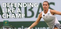 3/17/15 Flavia Into QFs! ... Tennis: Flavia Pennetta breaks down, then takes down Maria Sharapova https://www.markethub.io/e/126i  @DwyreLATimes reports --Via #BNPPARIBASOPEN:  Defending Champion Flavia #Pennetta captures 9th match in a row here, the 2014 winner a 36 63 62 victor vs. Maria Sharapova. #BNPPO15