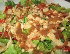 Panera's Thai Chopped Chicken Salad
