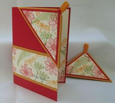 Stamping Moments: Corner Bookmark Tutorial...