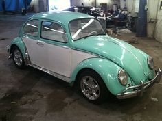 car that i was trying to sell at one point 66 beetle