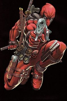 "Wade ""Deadpool"" Wilson"