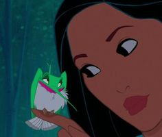 Image shared by Find images and videos about friends, disney and bff on We Heart It - the app to get lost in what you love. Princess Pocahontas, Disney Pocahontas, Disney Princess, Disney And Dreamworks, Disney Pixar, Disney Characters, Disney Sidekicks, Childhood Characters, Walt Disney