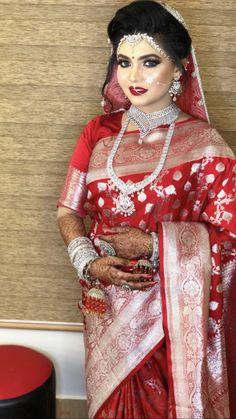 3d Wallpaper Home, Sari, Brides, Fashion, Saree, Moda, Fashion Styles, Wedding Bride, Bridal