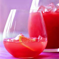 25 Nonalcoholic Party Drinks