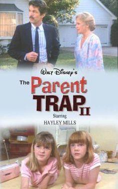 Sunday Night Movie, Sunday Movies, Family Movies, Disney Movie Posters, Disney Films, The Parent Trap 2, Tom Skerritt, Disney Wiki, Old Disney