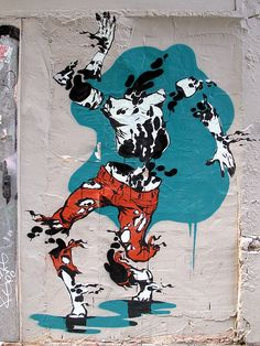 Street art | Mural (Valencia, Spain) by Deih