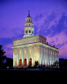 Nauvoo, IL LDS temple