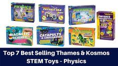 Top 7 Best Selling Thames & Kosmos STEM Toys – Physics