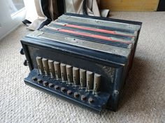 Antique Antoria Accordion | eBay Piano, Instruments, Home Appliances, Vintage, Antiques, Ebay, House Appliances, Antiquities, Antique