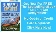 The Truth About Solar Panels Book: Your Clever Guide to Solar Powered Home, Vehicle or Business Solar Power Energy, Solar Energy System, Solar Charger, Solar Battery, Solar Panel Calculator, Free Solar Panels, Solar Inverter, Solar Heater, Solar Projects