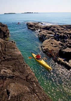Isle Royale National Park, MI   25 Coolest Midwest Lake Vacation Spots   Midwest Living