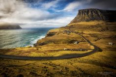 Photo The Road To Gasadalur by Marc Perrella on 500px