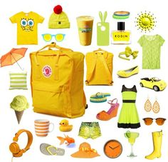 Color Style: 141 Warm Yellow