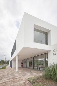CCFGM arquitectos asociados > Colegio de Médicos de Salta, Argentina