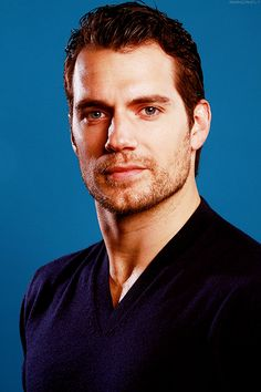 Henry Cavill... OR Gideon Cross... OR Superman... All work for me!