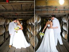 Sarah and Cameron's Frankfort, KY Wedding at Buffalo Trace Distillery - Sarah, you're on Pinterest!