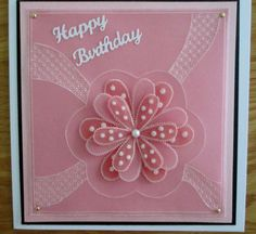 Based on design from Parchment Craft magazine. Butterfly Template, Parchment Craft, Celebration Quotes, Silk Ribbon Embroidery, Pop Up Cards, Funny Design, Digital Stamps, Blogger Themes, Machine Embroidery Designs