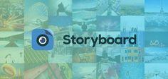 Storyboard Social App