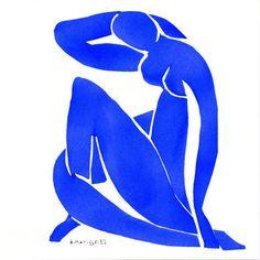 Matisse et ses estampes et collages, love this period