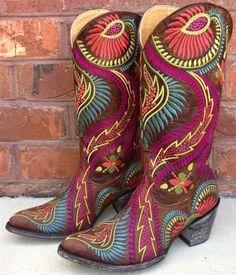 Rivertrail Mercantile - Old Gringo Tiegan Boots L1371-6, $560.00 (http://www.rivertrailmercantile.com/old-gringo-tiegan-boots-l1371-6/)