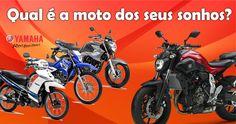 HILTON MOTOS: A moto dos seus sonhos está na Hilton Motos Yamaha...