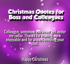Holiday wishes for your boss merry christmas quotes wishes christmas greeting quotes m4hsunfo