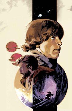 Star Wars #28 - Cover by Stuart Immonen #starwars #art