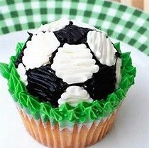 Image result for football pinata cake