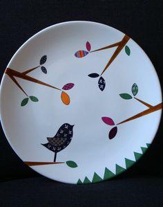 Desejo do dia: Porcelanas e cerâmicas pintadas à mão