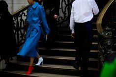 Paris Fashion Week Street Style Is Making Even Vetememes Look Chic Photos   W Magazine