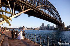 Sarah and Tim's Lego Wedding – Sydney Harbour