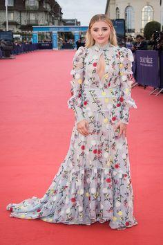 Chloë Grace Moretz au 42ème Festival du Cinéma Américain de Deauville