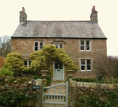 English country cottage Would love to rent a place like this some day and just write!