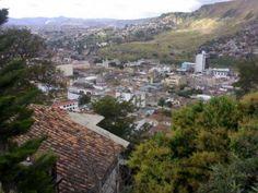 Aeropost SA: Viajar a Tegucigalpa capital de Honduras