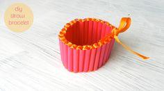 KAAM {hand-made}: d.i.y straw bracelet