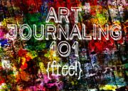 A wonderful intro to art journaling, full of resourses and inspiration!