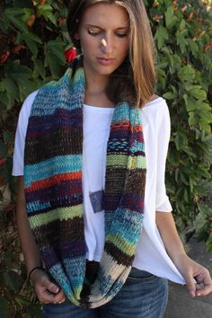 Colorful scarves are here for fall!