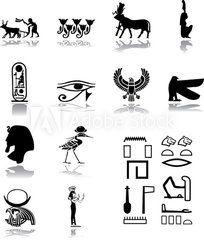 Set icons - 195. Egypt