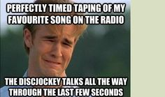 17 problems you haven't had since the 90's (these sum up my high school years...)