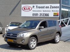 Toyota RAV4  Description: Toyota RAV4 2.0 VVTI DYNAMIC  Price: 238.56  Meer informatie