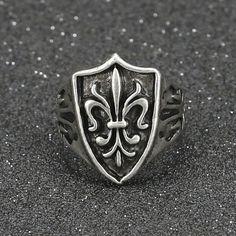 Assassins Creed Ring Master Logo Symbol Vintage //Price: $11.00 & FREE Shipping //     #assassinscreed