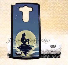 LG G3 caseLG G2 case Little Mermaid Ariel by elsacaseshop on Etsy, $13.99