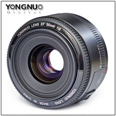 Yongnuo 35mm f:2 lens for Canon DSLR cameras