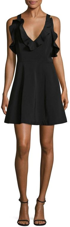Keepsake Women's Serendipity Mini A-Line Dress