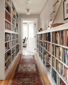 OldFarmHouse☥ — Home Library  Can you believe this?  I wouldn't be...