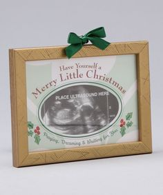 Baby Reveal Ultrasound Ornament