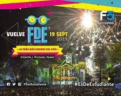 Fiesta del Estudiante 2015