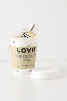 Dirt and Pearls: Valentine's Day Gift Guide, Love Coconut Parfum from Anthropologie